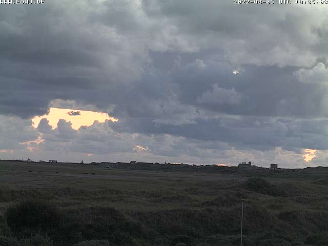 Webcam Flugplatz West