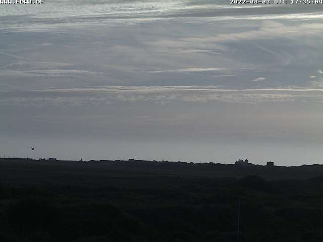 Webcam West Flugplatz Juist